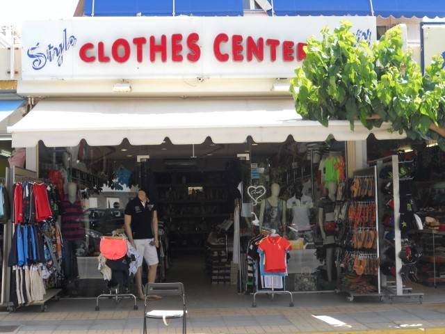 Clothes Center
